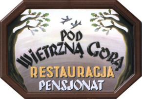 Restauracja Pod Wietrzną Górą